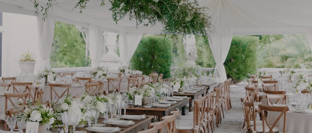 Stunning Wedding Table Design