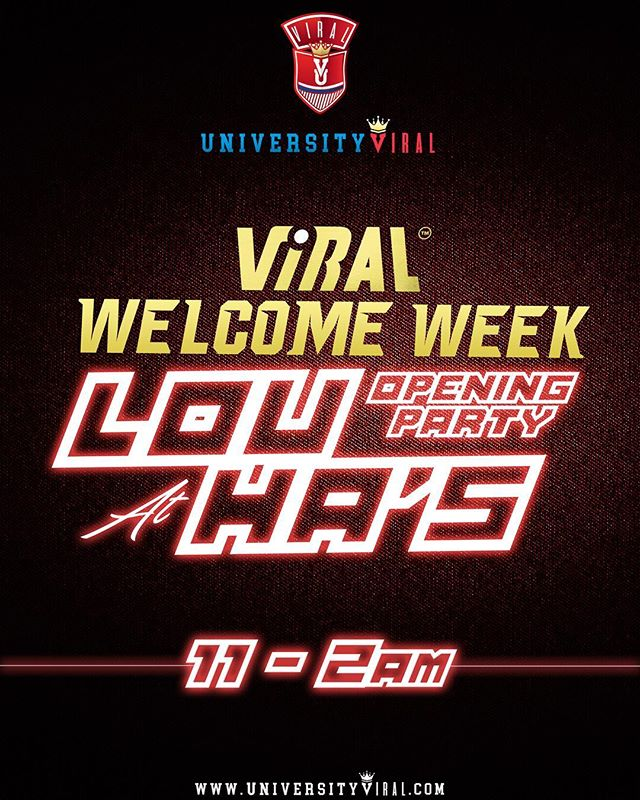 Day 1: VIRAL WELCOME WEEK, MSU is on the clock. See you all tonight 🤟🏾