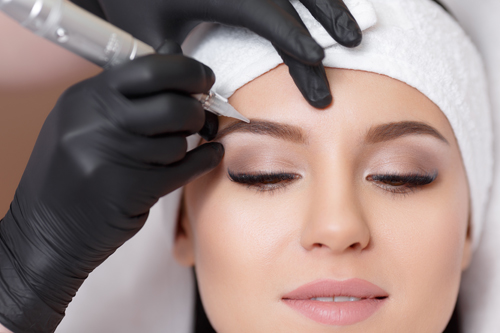 Microblading & Semi-Permanent Cosmetics By Tinted Liquid