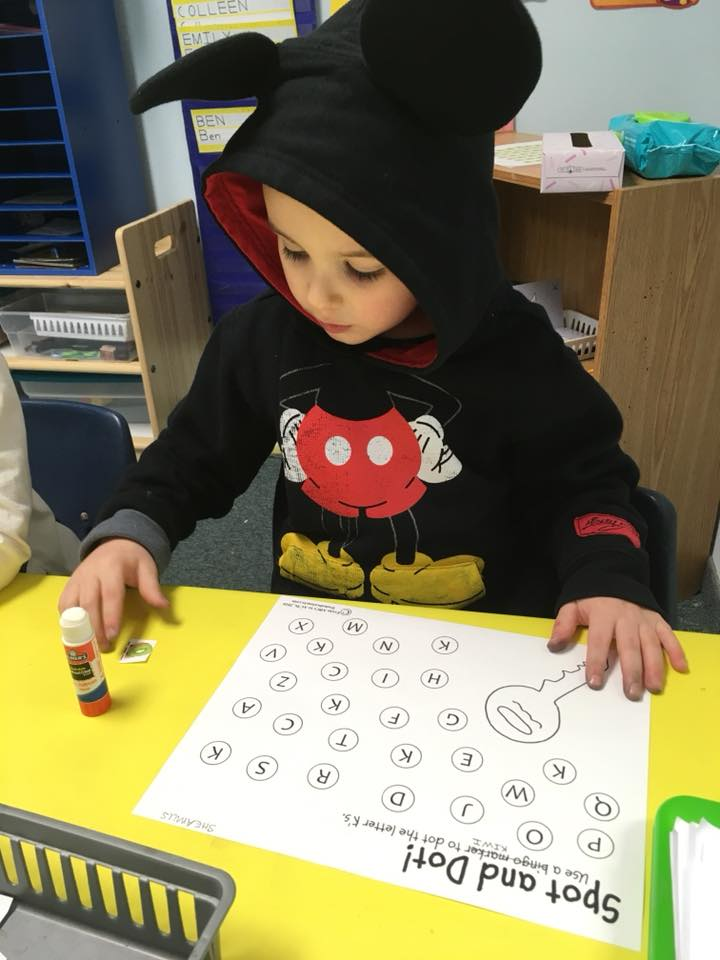 Mrs. Murray's Nursery School - Learning Time