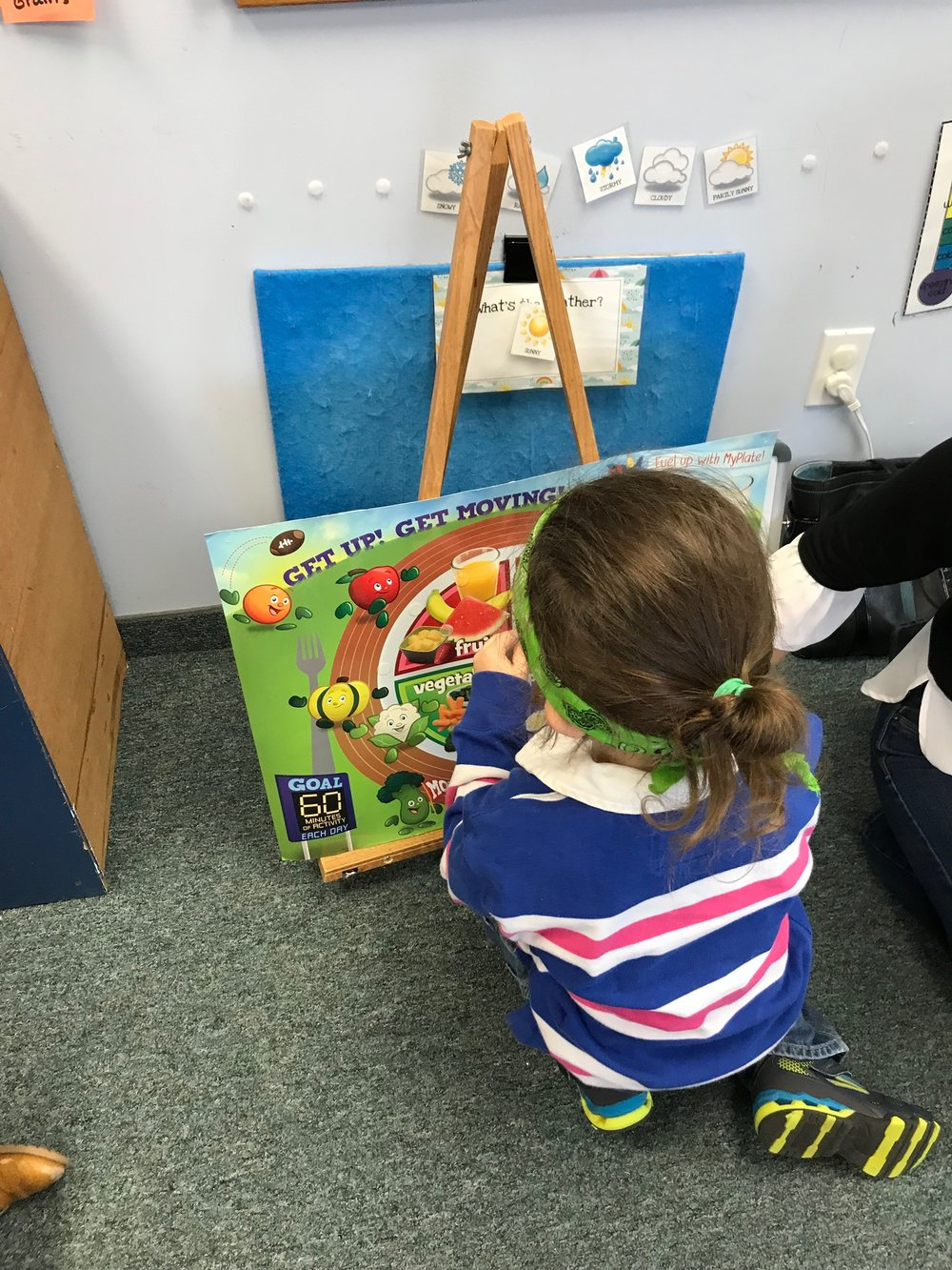 Mrs. Murray's Nursery School - Playtime