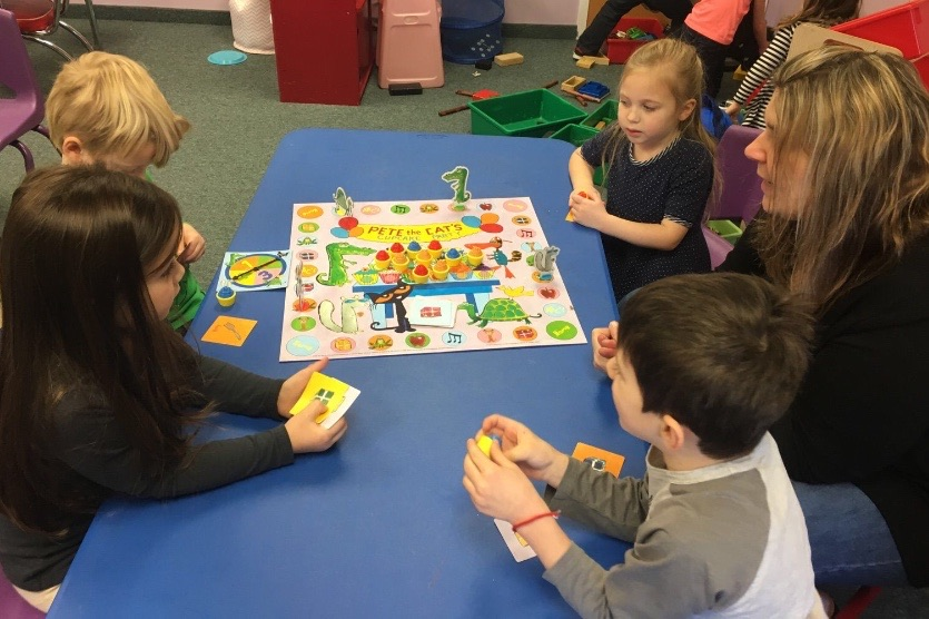 Mrs. Murray's Nursery School - Group Time