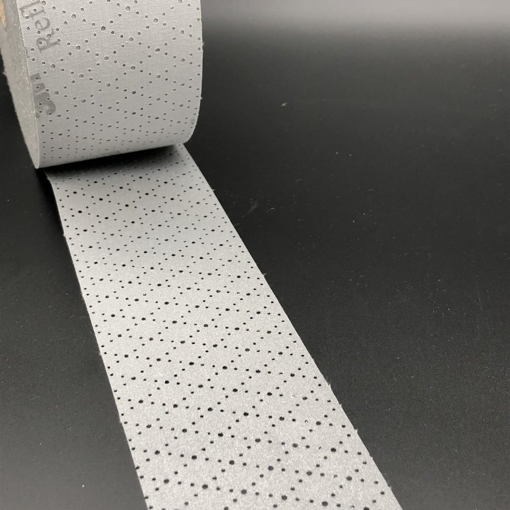 Perforated Diamond Series:  Another one of our popular perforated pattern which adds a different design to the traditional uniforms and work wear