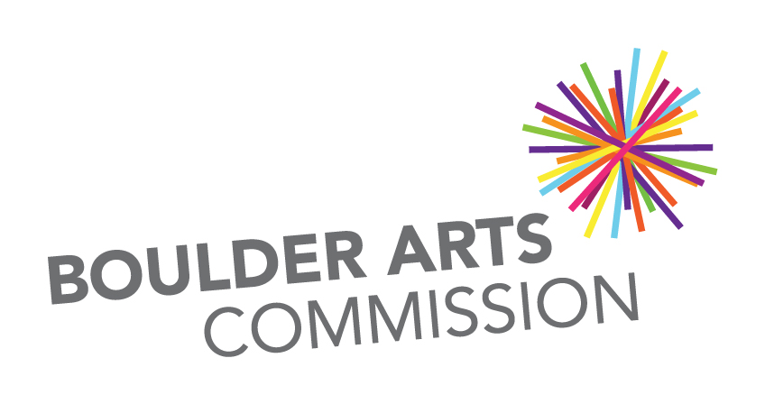 This project funded in part by a grant from the Boulder Arts Commission, an agency of the Boulder City Council.