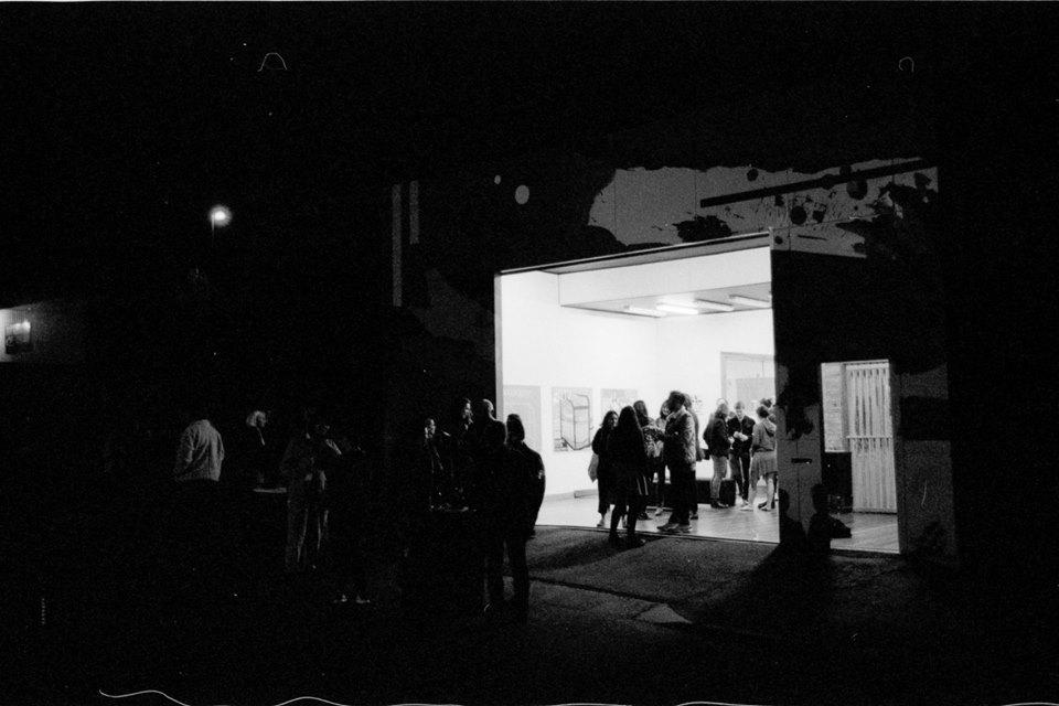 July Showcase Opening Night by Delong Lin.