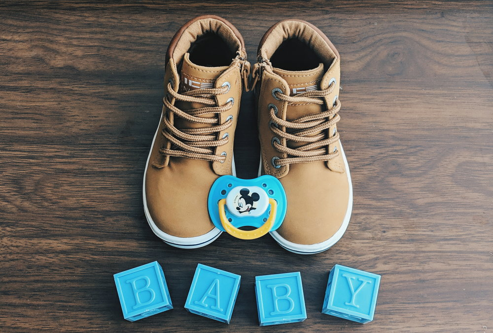 SURPRISE!!! - Baby B is due August 2019!