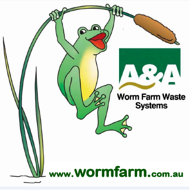 A&A Worm Farms - A&A Worm Farm Waste Systems supply and install a sustainable septic system which utilises Worms to break down the organic waste to a liquid form, which can then be readily absorbed back into the earth on your property. It requires little to no maintenance, which means no service contracts, and as the treatment process is all natural, running costs are also low to non existent. New Installations or retrofitting of existing septic systems are all easily accommodated. This technology can be used many types of organic waste management. Speak to one of our experienced staff for further information call 03 5979 1887 or visit www.wormfarm.com.au.
