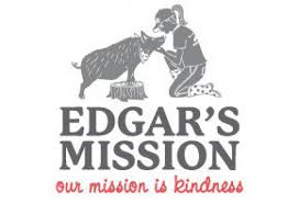 Edgar's Mission - Edgar's Mission is a not for profit haven for rescued farmed animals.Established in 2003, Edgar's Mission seeks to create a humane andjust world, while rescuing and providing sanctuary to animals in need. With a simple mission of kindness Edgar's Mission works to expand the public's circle of compassion to include all animals through education, advocacy, community enrichment, and farm tours