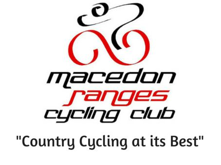 Macedon Ranges Cycling Club - We are a friendly, dynamic cycling club located in the beautiful Macedon Ranges. We organise social rides through some of the most picturesque areas of Victoria.