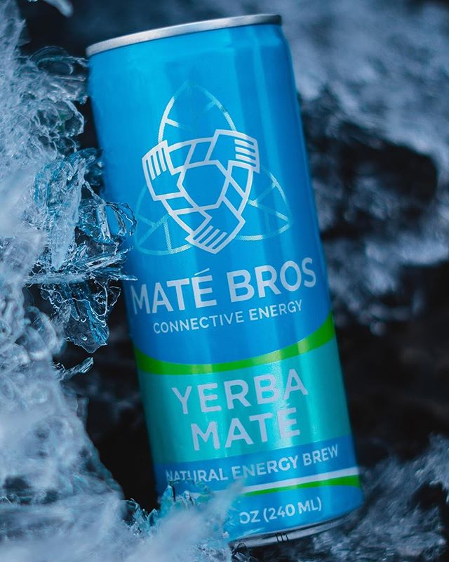 Chilly temps call for a pick me up! Feel the natural caffeine kick from our Yerba Mate tea 💥  #YerbaMate #MateBros #SimplyEnergy