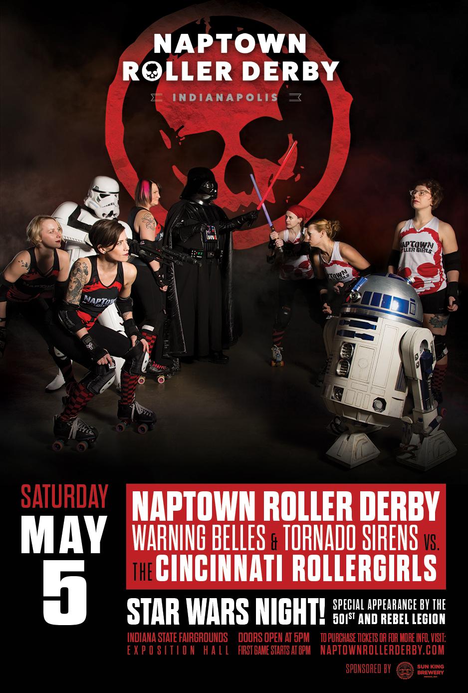 Events — Naptown Roller Derby
