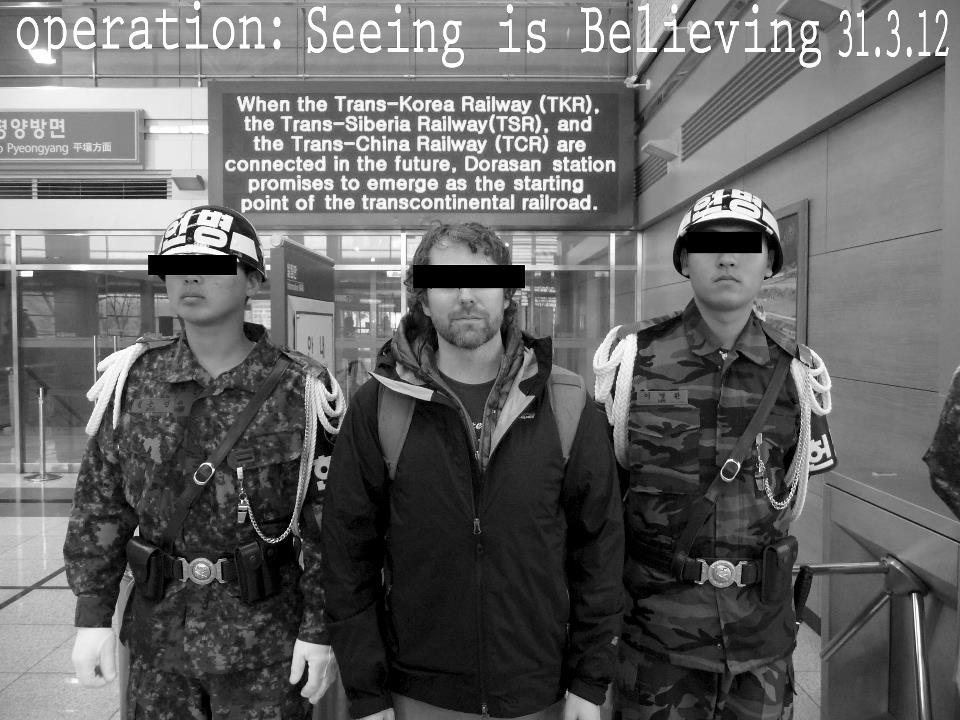 Operation seeing Is Believing