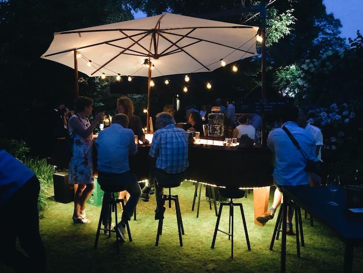 The Piano Bar - Tuinfeest - Avond