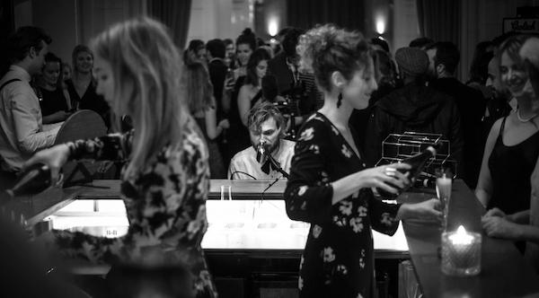 The Piano Bar | Mobiele Wijnbar