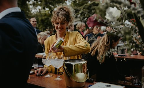 The Piano Bar - Bruiloft - Cocktailbar