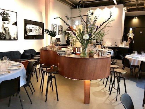 The Piano Bar - Bedrijfsdiner