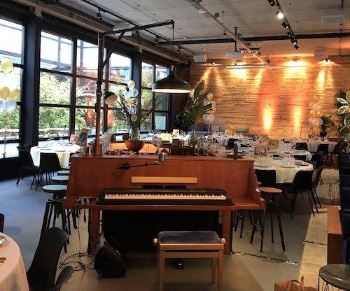 The Piano Bar - Bedrijfsevenement