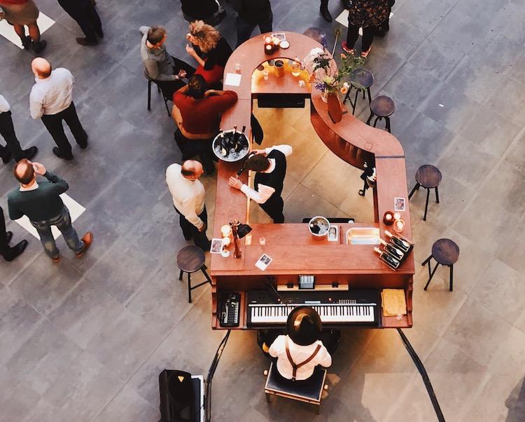 The Piano Bar | Huur in voor bedrijfsfeest | Nieuwjaarsborrel
