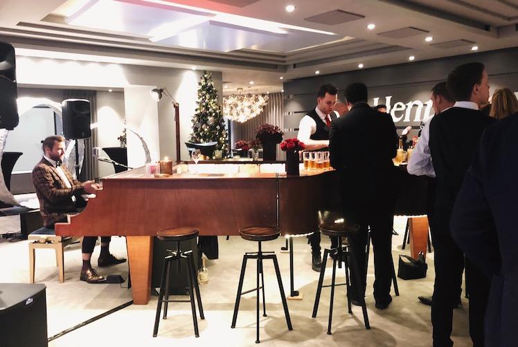 The Piano Bar | Kerstborrel Okura Hotel | Hennessy.jpg