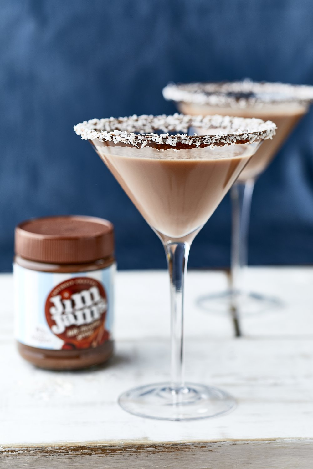 JimJams Choconut Martini