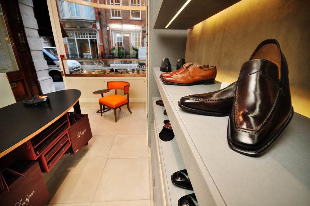 Mayfair Shoe Shop -