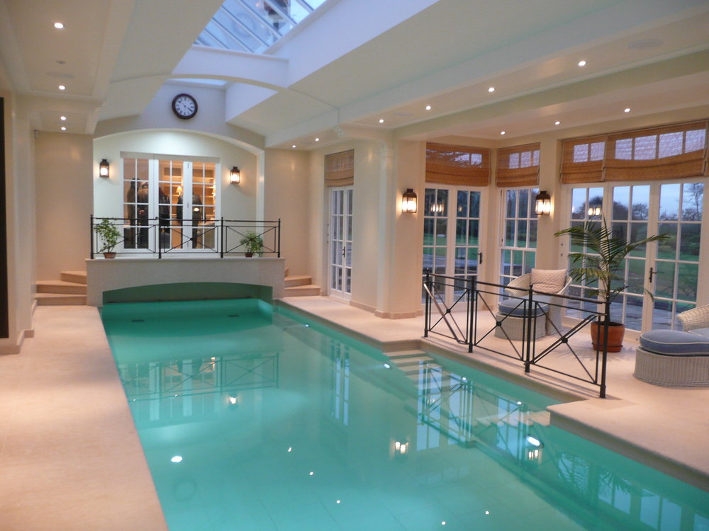 Pool House Richmond -
