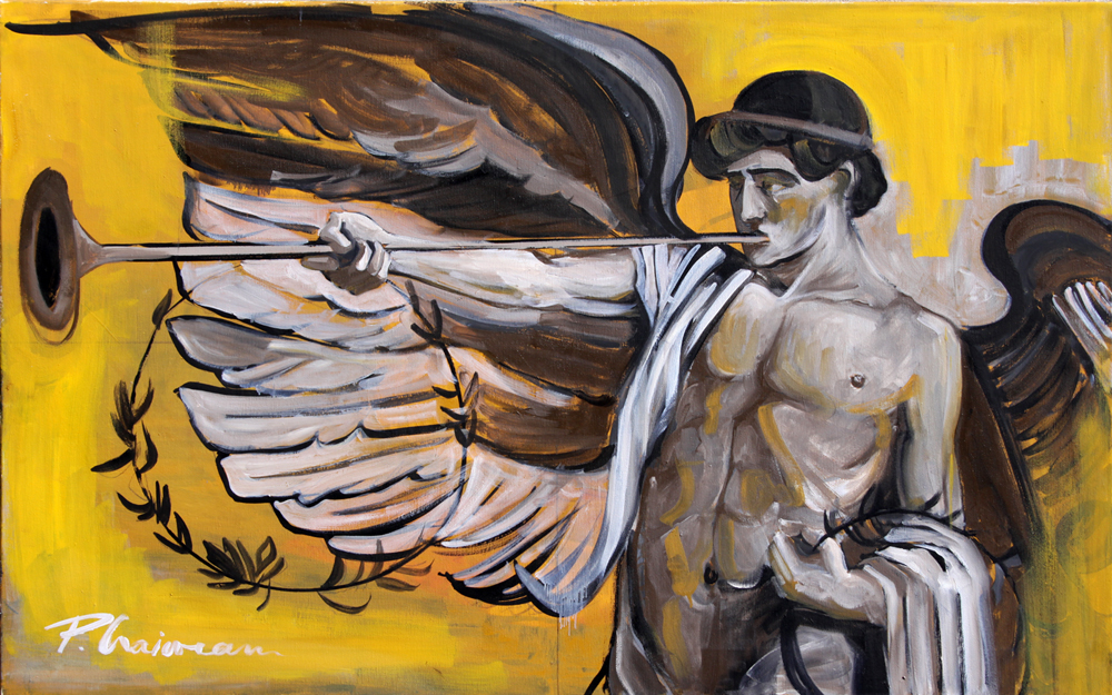 Winged Genius_Paula Craioveanu_oil on canvas 70x110cm_28x44in.jpg