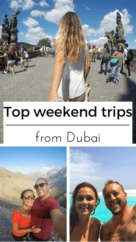 Top Weekend Trips From Dubai with Friends