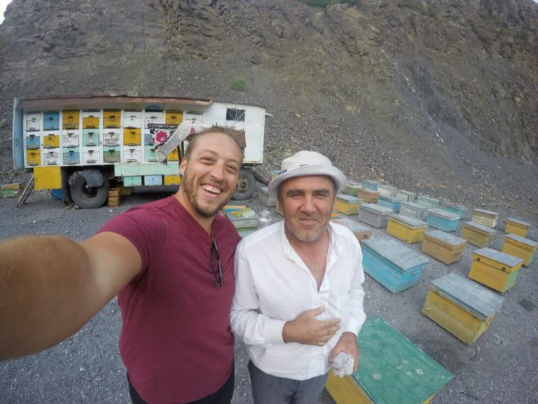 [Video] 48 hours in Tajikistan: Dushanbe and Fann Mountains