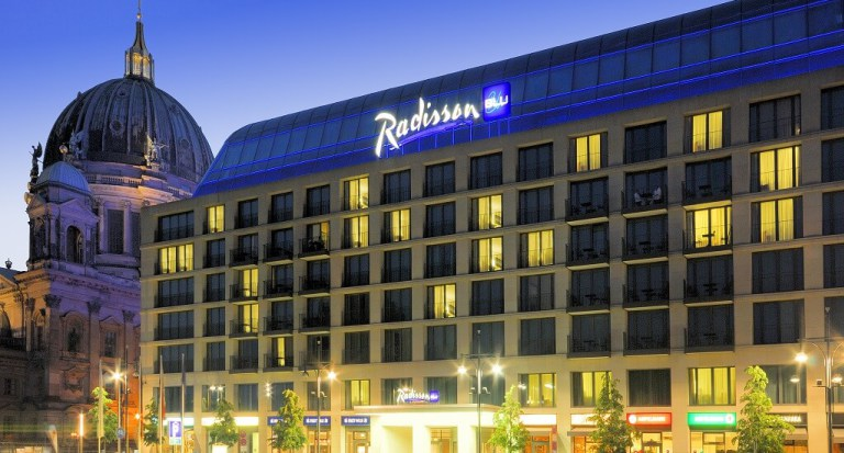 Hotel Review: Radisson Blu Berlin, Germany