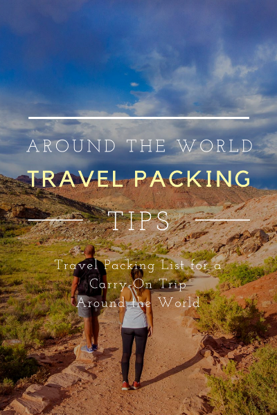 Travelist - Travel Packing List for a Carry-On Trip.png
