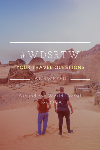 WDS round the World: All Your Questions Answered