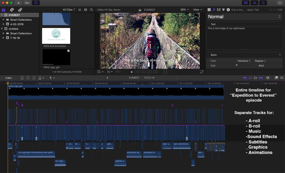 How To Edit a Travel Video: The Complete Guide 03