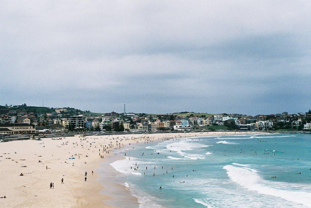 Ocean Hues -