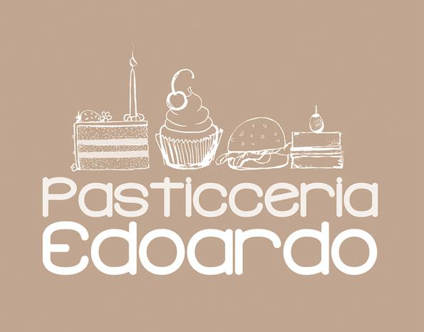 logo pasticceria edoardo