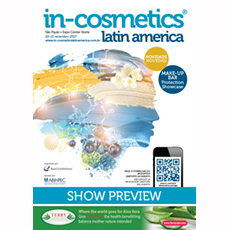 in-cosmetics Latin America Preview - Portuguese / Spanish   in-cosmetics@showtimemedia.com