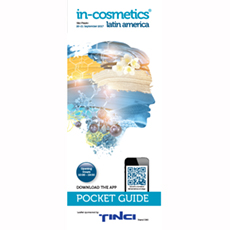 in-cosmetics Latin America Pocket Guide - English   in-cosmetics@showtimemedia.com