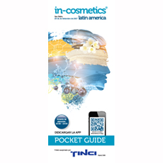 in-cosmetics Latin America Pocket Guide - Spanish   in-cosmetics@showtimemedia.com