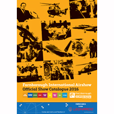 Farnborough International Airshow Catalogue   Farnborough@showtimemedia.com