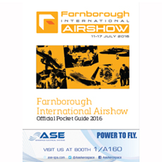 Farnborough International Airshow Pocket Guide   Farnborough@showtimemedia.com