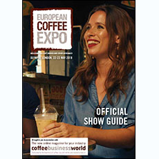 European Coffee Expo Show Guide   Laura@showtimemedia.com
