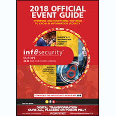 Infosecurity Catalogue 2018   Laura@showtimemedia.com