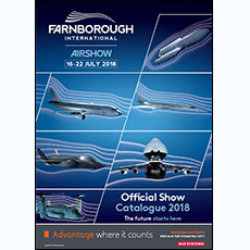 Farnborough International Airshow Catalogue 2018   Farnborough@Showtimemedia.com