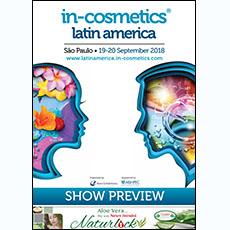 in-cosmetics Latin America Preview 2018 - English   in-cosmetics@showtimemedia.com