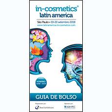 in-cosmetics Latin America Pocket Guide 2018 - Portuguese   in-cosmetics@showtimemedia.com