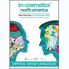in-cosmetics North America Catalogue 2018   in-cosmetics@showtimemedia.com