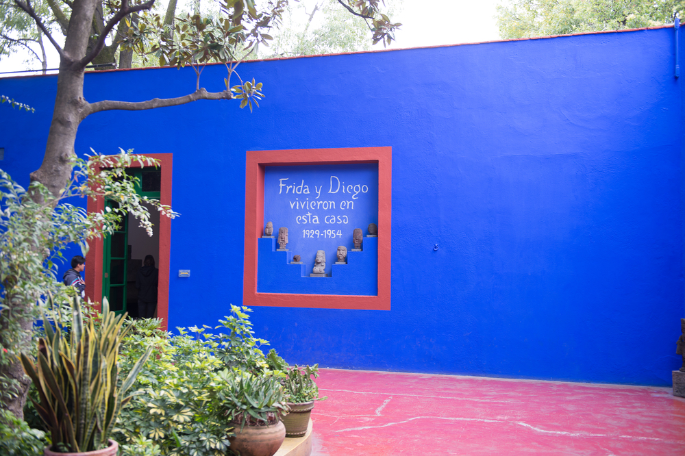 The Blue House - Frida Kahlo.jpg