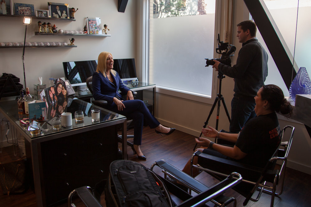 Debra Bogaards will be featured in an upcoming documentary about the PG&E pipeline explosion and her case.