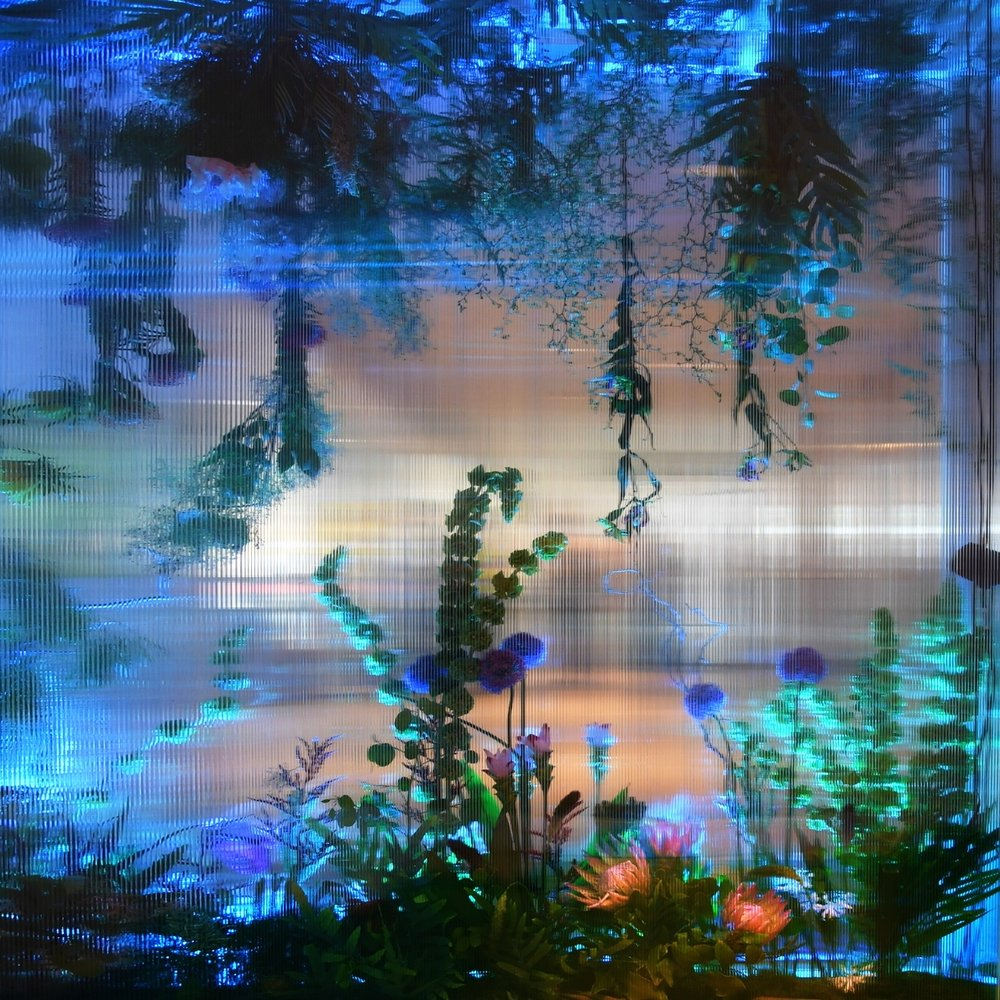 Floral Aquarium for BAFTA