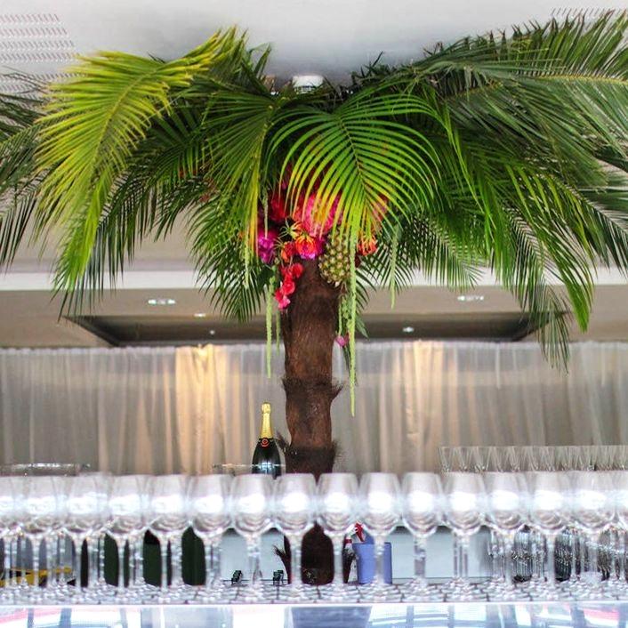 Tropical delight for BAFTA